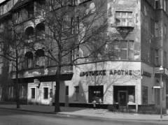 Spessartstr. 13 um 1955 / Foto © Archiv Schultz