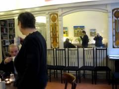 Spiegelsalon in der Friedbergstraße 29