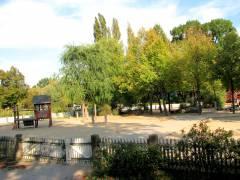 Spielplatz auf dem Klausenerplatz (September 2014)