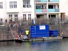 Ufersanierung der Spree in Charlottenburg