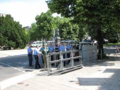 Lagebesprechung - Kiez und Anwohner schützen!