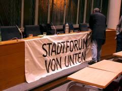 """""""39. Stadtforum von Unten""""  - © Christian Reuß"""