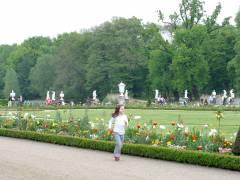 Freie Bürger in einem freien Park - Fröhlich im Park des Volkes