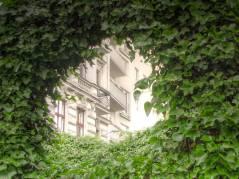 auch in der Schloßstraße (HDR-Foto)
