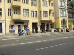 Stolperstein zur Erinnerung an Eduard Gärtner - Spandauer Damm 54
