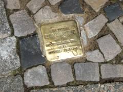 Stolperstein zur Erinnerung an Eduard Gärtner