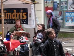 Spielstraßenfest auf der Danckelmannstraße 12.05.2007