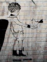 Streetart am Stuttgarter Platz - Berlin-Charlottenburg