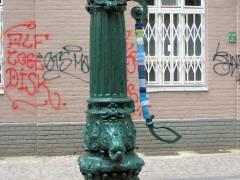 """""""Bunte Plumpe"""" in der Danckelmannstraße"""