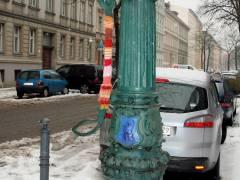 """""""Bunte Plumpe"""" in der Seelingstraße"""