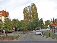 Gelände an der Schloßstraße/Ecke Zillestraße