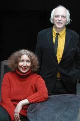Janina Szarek und Olav Münzberg - Gründer des Teatr Studio / Foto © Frank Wecker