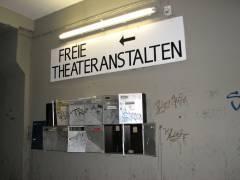 Zerstörungen - Künstlerfabrik K19 am Klausenerplatz mit den Freien Theateranstalten