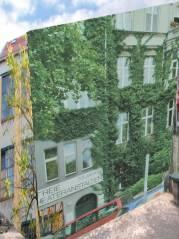 Künstlerfabrik K19 am Klausenerplatz mit den Freien Theateranstalten