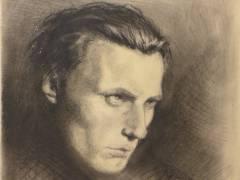 Walter Trautschold (Selbstportrait, 1924)