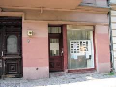 Laden Knobelsdorffstraße 30