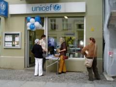 Tag der offenen Tür bei UNICEF Berlin - Foto © B. Winkelhahn