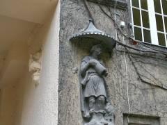 St. Florian am Ausgang zum Horstweg