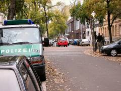 Verkehrsüberwachung in der Nehringstraße