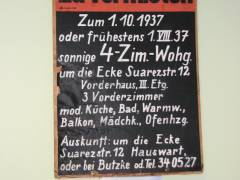 Aushang - Berliner Mieterverein