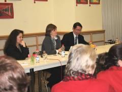 """Offene Diskussionen beim """"Kiezgespräch"""" - und Politiker staunen"""