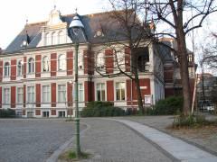 Villa Oppenheim in der Schloßstraße 55