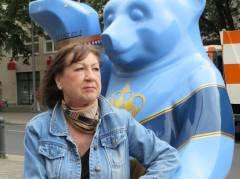 """Christine Wußmann-Nergiz von der Wählergemeinschaft """"Aktive Bürger für Charlottenburg-Wilmersdorf"""" / Foto privat"""