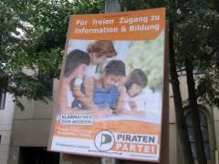 Die Piratenpartei am Klausenerplatz