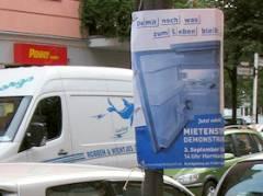 ...  Mietenstopp Demo am 3. September 2011!
