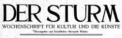 """""""Der Sturm"""" / Bildquelle Wikipedia"""