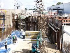 Neubau des Abwasserpumpwerks Charlottenburg
