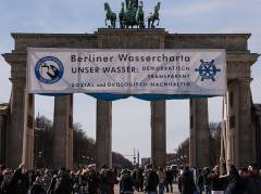 Weltwassertag am 22. März 2015 / Foto © Frank Wecker