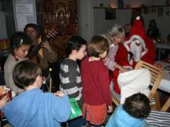 Vorweihnachtliches Nachbarschaftsfest im Mieterclub 2008