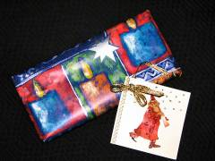 Mahos erstes Weihnachtsgeschenk 2006