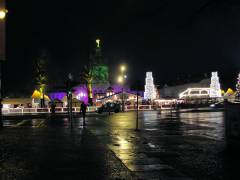 Weihnachtsmarkt vor dem Schloß Charlottenburg