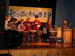 Charlottenburger Jazzfestival im Jugendclub Schloß19 - Boomhouse hat den Rhythmus im Blut ....