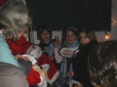 Weihnachtsfest im Mieterclub - wenn ein Sorgenpüppchen sich um die Sorgen sorgen kann, dann verraten sogar naseweise Kids ganz offen ihre sonst heimlichen Sorgen