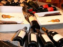 ...in der Markgräfler Weinhandlung