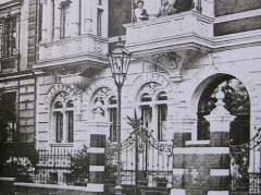 111a um 1900. Mit freundlicher Genehmigung H. v. Werder