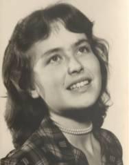 Brigitte Grothum (1953) / Foto B. Grothum