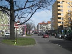 Uhlandstraße Ecke Wilhelmsaue 2017