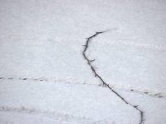 Schnee Winter 2006/2007