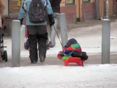 Winter im Kiez - 07.01.2009