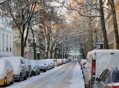 Winter im Kiez (Dez. 2014)