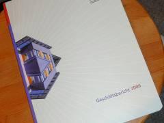 GEWOBAG Geschäftsbericht 2006