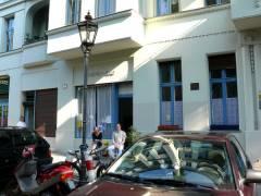Mieterclub im Klausenerplatz-Kiez (Neue Christstr. 8)