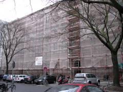 """""""Fassadenrenovierung"""" in der Zietenstraße - Schöneberg"""