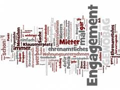 Word Cloud - generated by Wordle