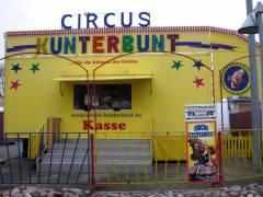 Zirkus im Kiez