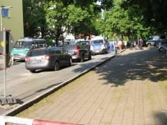 Zwangsräumung in Charlottenburg-Nord